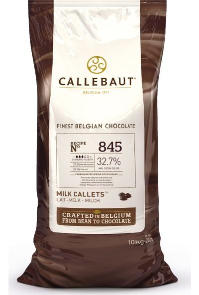 Callebaut Sütlü Çikolata 845 - 10 kg