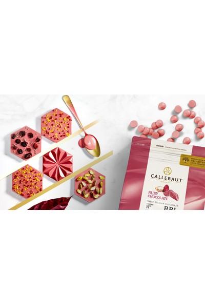 Callebaut Ruby Çikolata RB1 - 10 kg