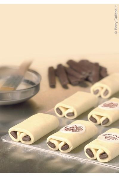 Callebaut Pişebilen Bitter Çubuk Çikolata - 1.6 kg