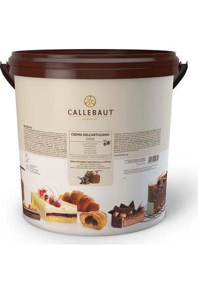 Callebaut Pişebilen Krema - Creme dell' Artigiano Gold - 10 kg