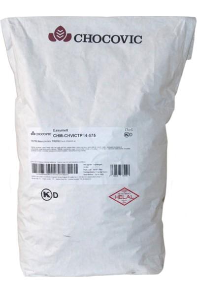 Chocovic Bitter Çikolata (%53 Kakao) - 10 kg