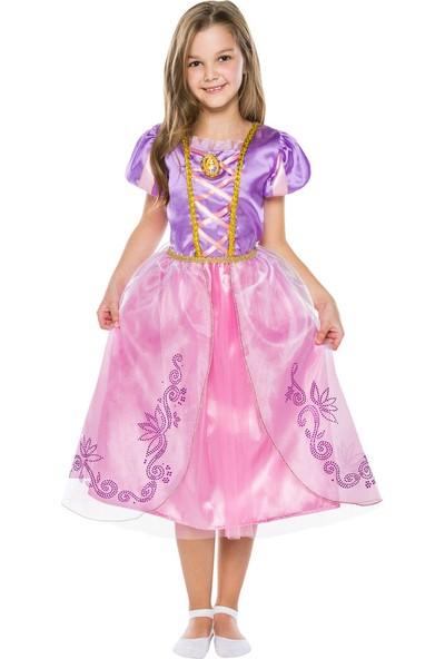Disney Princess Rapunzel Butik Kostüm 2 - 3 Yaş