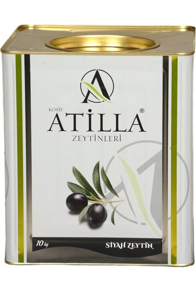 Atilla Zeytinleri 10 kg 261-290 Kalibre (Mega) Siyah Zeytin