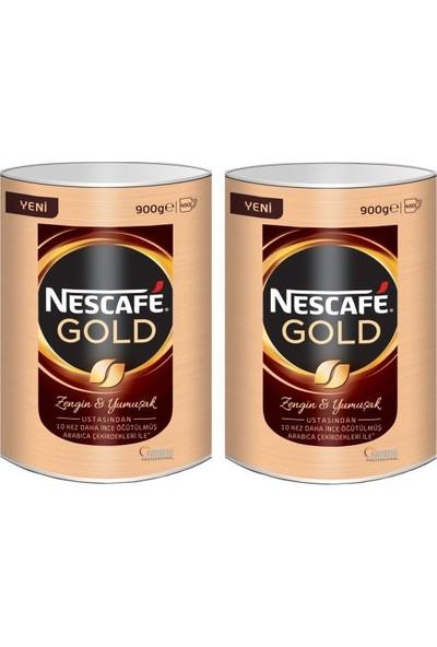 Nescafe Gold 900 X 2 = 1800 gr