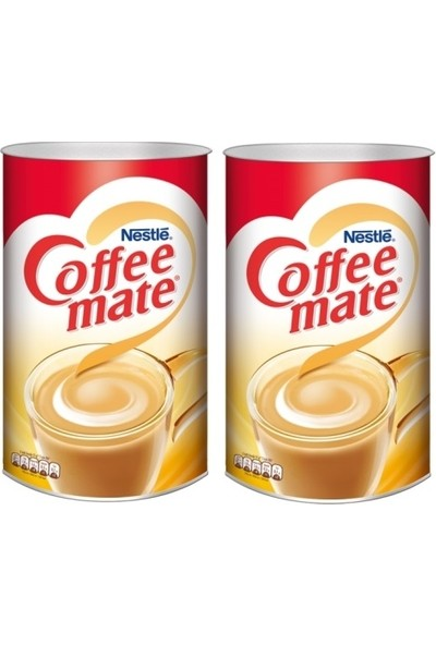 Coffee Mate Kahve Kreması 2000 gr. (2 Kutu)