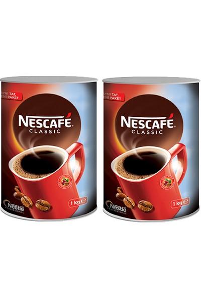 Nescafe Classic 1000 X 2 = 2000 gr