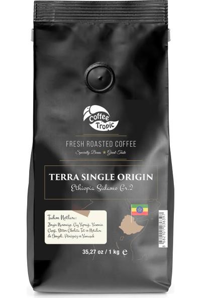 Coffeetropic Terra Single Origin Ethiopia Sidamo Gr.2 1 Kg