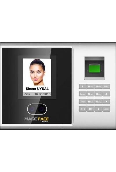 Magic Face Mf 835 Yüz Tanıma Cihazı Şifreli Kartlı Parmak İzli Pdks Cihazı