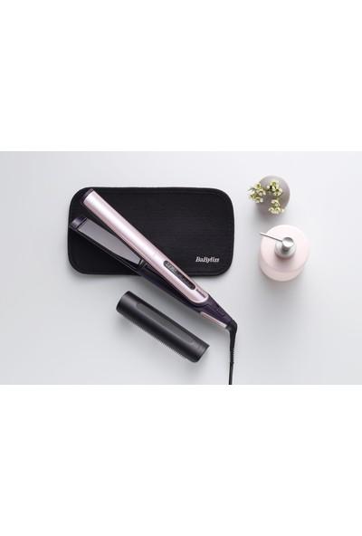 Babyliss St460E Sensitive Smart Geniş Plakalı 35 Mm 235°C Lcd Ekran Saç Düzleştirici