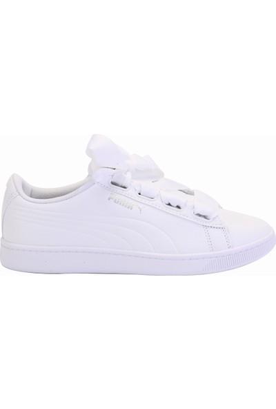 Puma Vikky V2 Ribbon Core Koşu & Yürüyüş Kadın Ayakkabı Beyaz