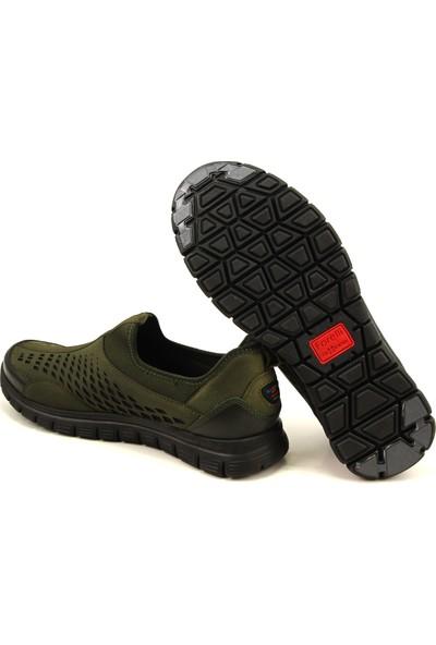 Forelli 45821 Günlük Giyim Erkek Ayakkabı Haki