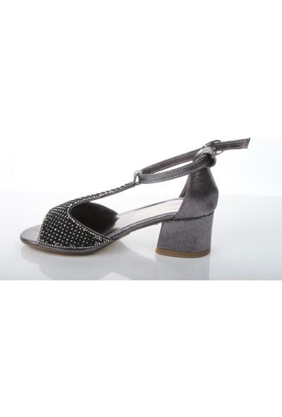 Mini Jena 102 Kız Çocuk Yazlık Ayakkabı Kız Çocuk