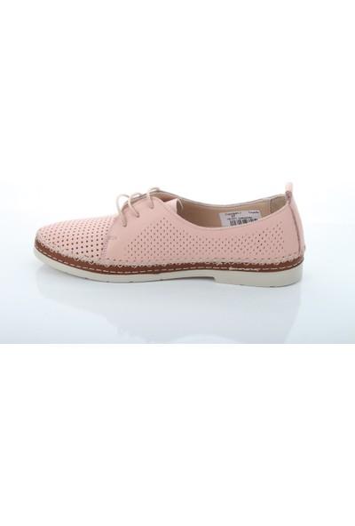 Capella 01-1 Kadın Yazlık Deri Ayakkabı