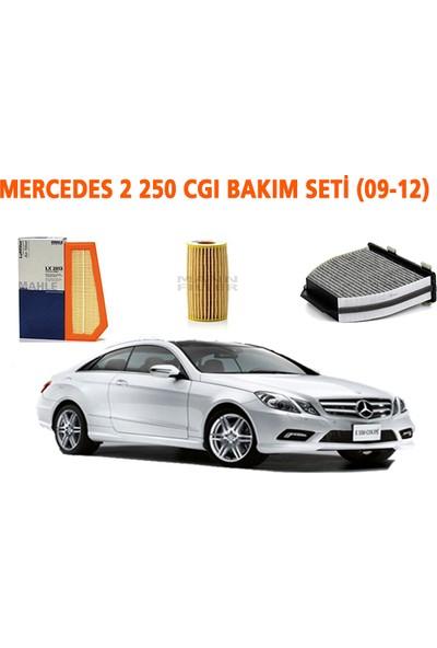 Mahle Mercedes E 250 Cgı Bakım Seti (09-12)