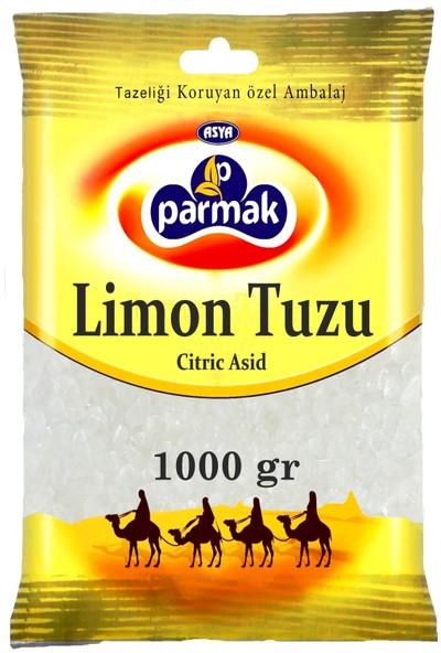Parmak Baharat Limon Tuzu Tane 1000 gr