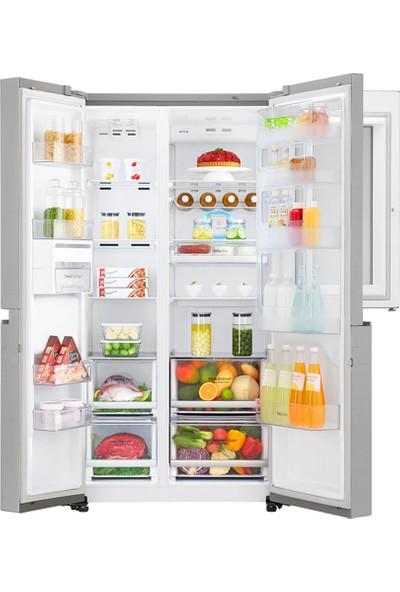 LG GC-Q247CSBV A+ 687 lt No-Frost Buzdolabı