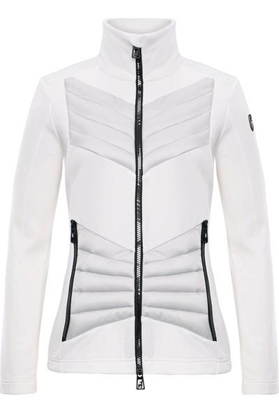 Toni Sailer Aira Kadın Ceket Beyaz