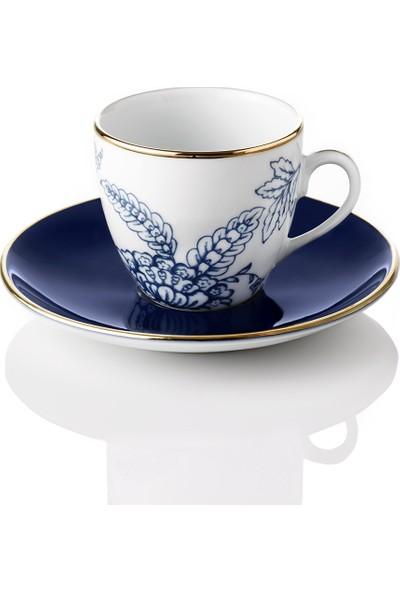 Selamlique 4'lü Toile Türk Kahvesi Fincanı
