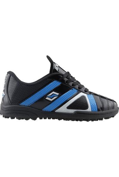 Extrem 012 Halısaha Çim Futbol Erkek Çocuk Spor Ayakkabı Mavi
