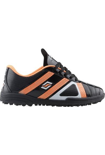 Extrem 012 Halısaha Çim Futbol Erkek Çocuk Spor Ayakkabı Turuncu