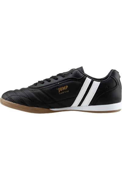 Jump 13262 Futsal Salon Sporları Erkek Spor Ayakkabı Si̇yah