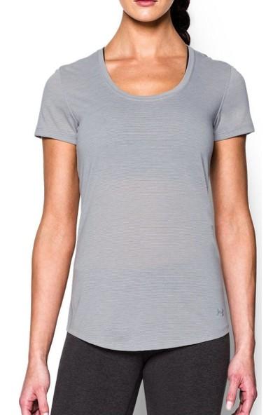 Under Armour Kadın Bisiklet Yaka Tişört