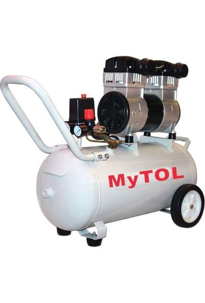 Mytol 24 Litre-1,10Hp Sessiz Kompresör