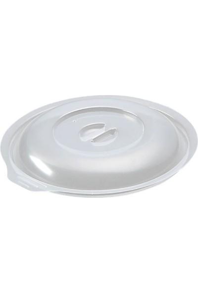 Özge Ø150 Çorba Kasesi Kapağı Delikli - 25 Adet