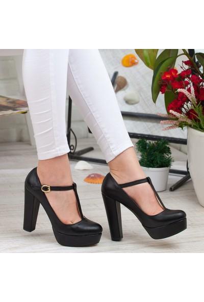 Adım Kadın Platform Topuklu Ayakkabı