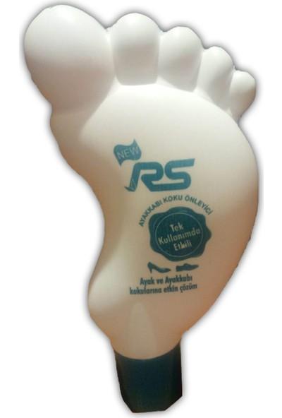 Rs Ayakkabı Koku Önleyici Toz | 10 Kullanımlık 100 gr Avantajlı Paket|Yeni