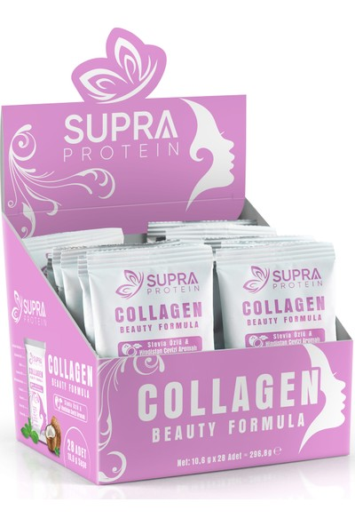 Supra Protein Collagen Beauty Formula