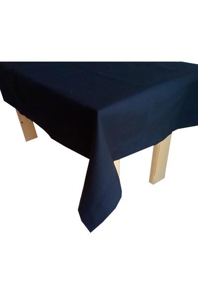 Atölye No 35 Siyah Leke Tutmaz Kumaş Masa Örtüsü (120X200)