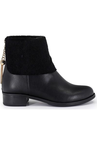 Eşle Ayakkabı Kadın Bot Siyah
