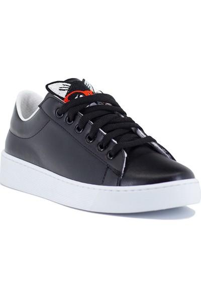 Eşle Ayakkabı 9Y-135 Kadın Ayakkabı Siyah