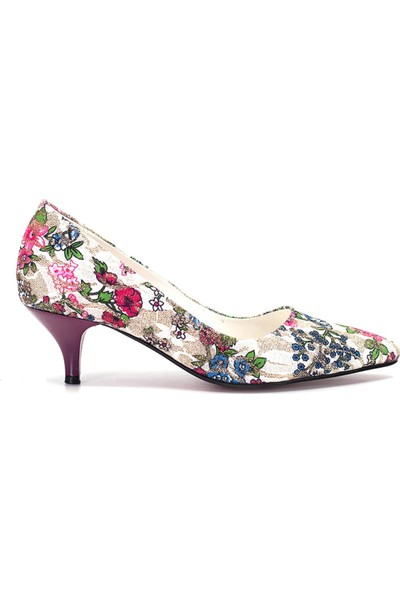 Eşle Ayakkabı 9Y-255-01 Kadın Ayakkabı Fuşya