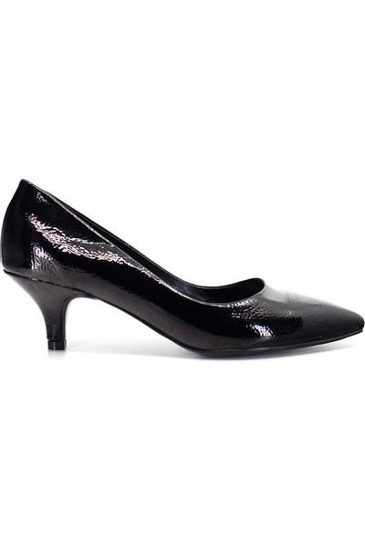 Eşle Ayakkabı 9Y-15019082 Kadın Ayakkabı Siyah
