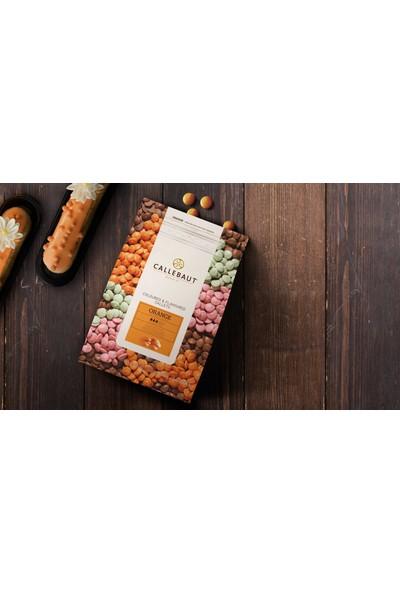 Callebaut Portakallı Damla Çikolata (2.5 kg)