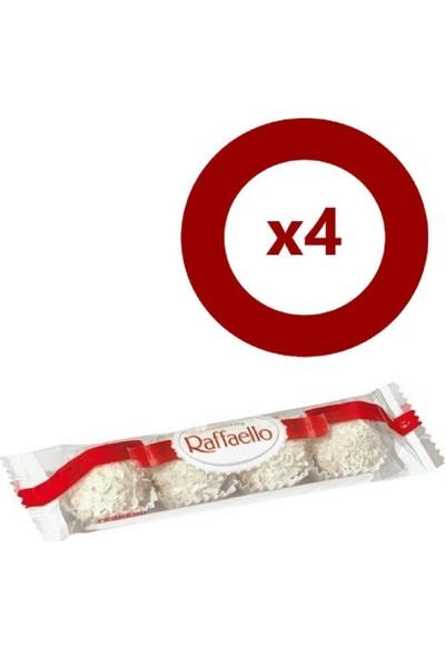 Raffaello T4 Çikolata 150 gr 4'Lü Set