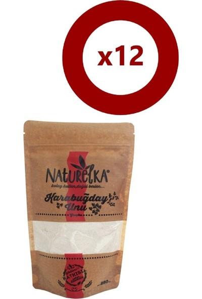 Naturelka Karabuğday Unu 250 gr 12'Li Set