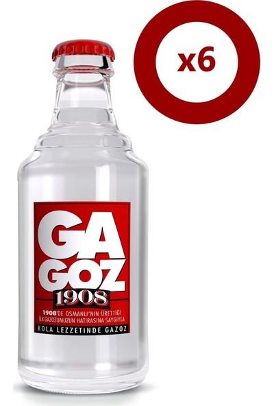 Gagoz 1908 250 ml Gazoz 6'Lı Set