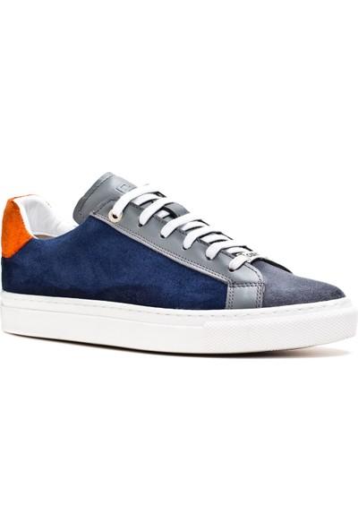 Cabani Sneaker Ayakkabı Lacivert Süet
