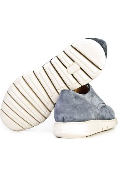 Cabani Günlük Ayakkabı Gri Suet