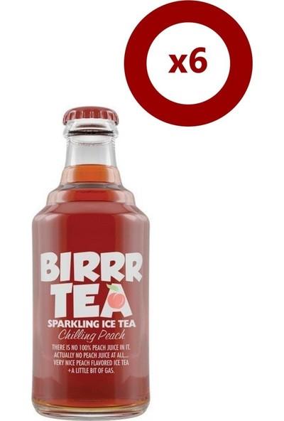 Bırr Tea Şeftali 250 ml 6'Lı Set