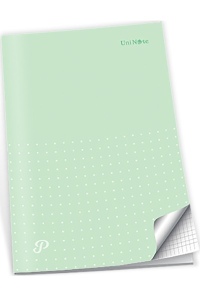 Uninote Metod Defteri A4 60/1 Yp.Çizgili