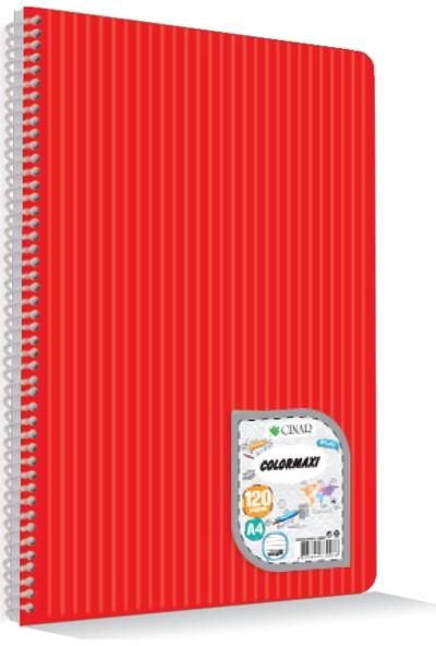 Uninote Colormaxı A5 Sp.Pp Kapak 60 Yp. Kareli