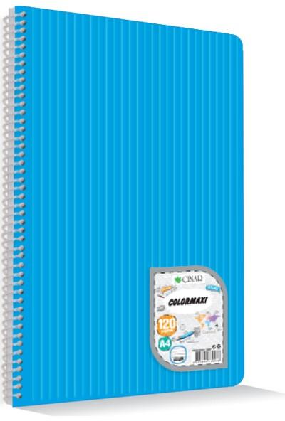Uninote Colormaxı A5 Sp.Pp Kapak 72 Yp. Kareli