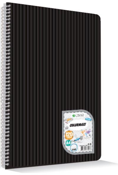 Uninote Colormaxı A4 Sp.Pp Kapak 40 Yp. Çizgili