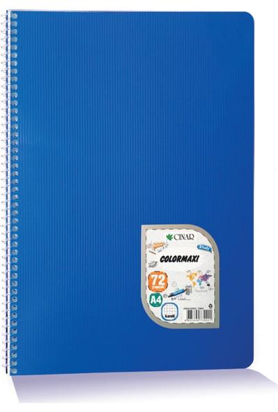 Uninote Colormaxı A4 Sp.Pp Kapak 96 Yp. Düz