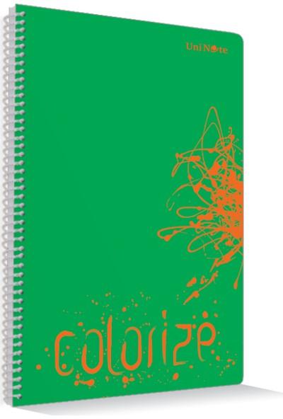 Uninote Colorize Sp. Pp Kapak A4 120 Yp. Kareli