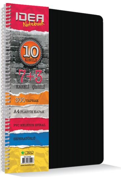 Uninote Idea 300 Yp.Ayraçlı Okul Def.7+3